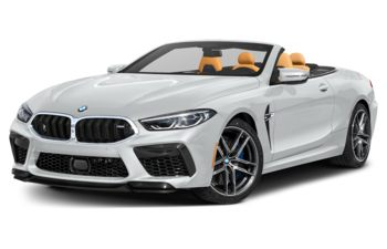 2020 BMW M8 - Frozen Brilliant White