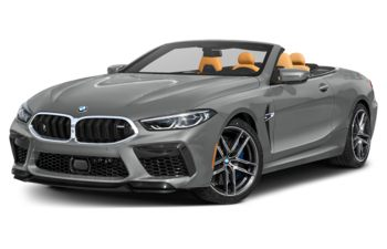 2020 BMW M8 - Frozen Dark Silver
