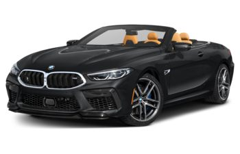 2020 BMW M8 - Frozen Black
