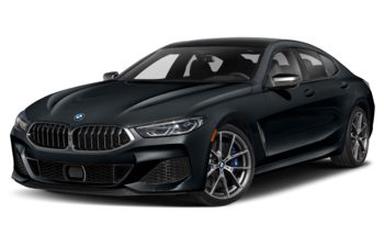 2020 BMW M850 Gran Coupe - Carbon Black Metallic