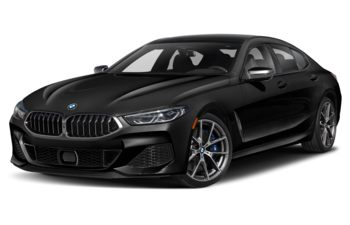 2021 BMW M850 Gran Coupe - Black Sapphire Metallic