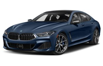 2021 BMW M850 Gran Coupe - Sonic Speed Blue Metallic