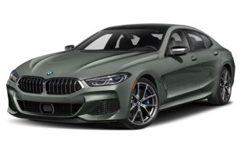 2021 BMW M850 Gran Coupe - Dravit Grey Metallic