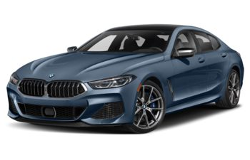 2020 BMW M850 Gran Coupe - Barcelona Blue Metallic