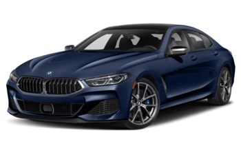 2021 BMW M850 Gran Coupe - Tanzanite Blue Metallic
