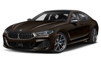2021 BMW M850 Gran Coupe - Almandine Brown Metallic