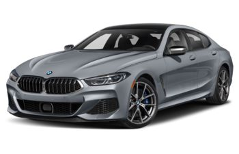2020 BMW M850 Gran Coupe - Frozen Bluestone Metallic