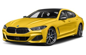 2021 BMW M850 Gran Coupe - Speed Yellow