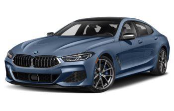 2021 BMW M850 Gran Coupe - Orinoco Pearl