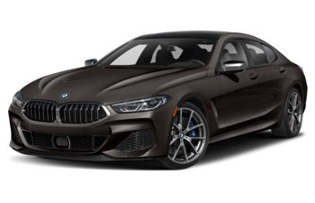 2021 BMW M850 Gran Coupe - Frozen Dark Brown