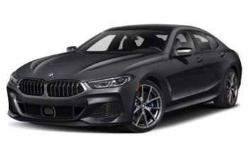 2021 BMW M850 Gran Coupe - Frozen Arctic Grey