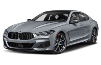 2021 BMW M850 Gran Coupe - Pure Metal Silver