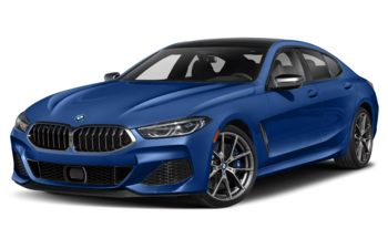 2021 BMW M850 Gran Coupe - Frozen Marina Bay Blue