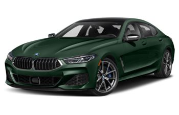 2021 BMW M850 Gran Coupe - British Racing Green