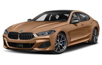 2021 BMW M850 Gran Coupe - Zanzibar II
