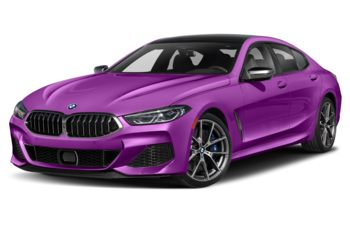 2021 BMW M850 Gran Coupe - Twilight Purple