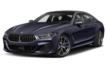 2021 BMW M850 Gran Coupe - Macao Blue