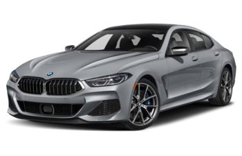 2020 BMW M850 Gran Coupe - Nardo Grey