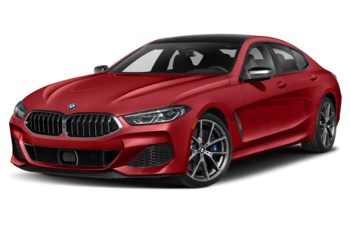 2021 BMW M850 Gran Coupe - Imola Red II