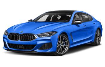 2021 BMW M850 Gran Coupe - Santorini Blue II