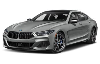 2021 BMW M850 Gran Coupe - Frozen Dark Silver