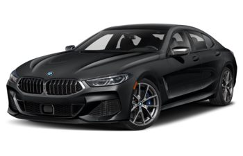 2021 BMW M850 Gran Coupe - Frozen Black