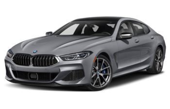 2021 BMW M850 Gran Coupe - Bluestone Metallic