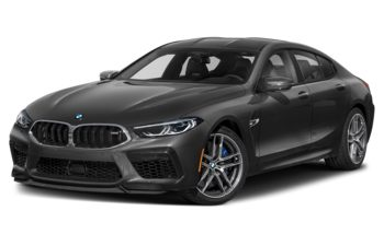 2020 BMW M8 Gran Coupe - Brands Hatch Grey