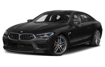 2021 BMW M8 Gran Coupe - Black Sapphire Metallic
