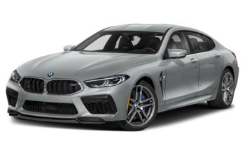 2021 BMW M8 Gran Coupe - Donington Grey Metallic