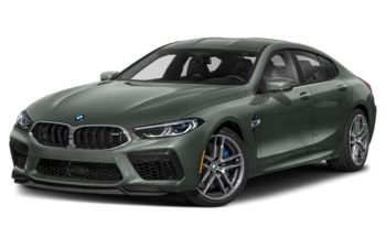 2021 BMW M8 Gran Coupe - Dravit Grey Metallic
