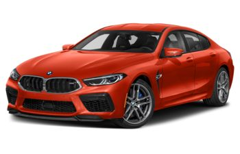 2021 BMW M8 Gran Coupe - Motegi Red Metallic