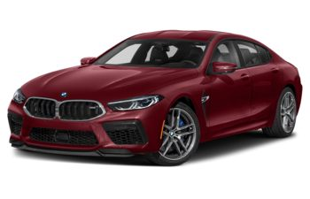 2021 BMW M8 Gran Coupe - Aventurine Red Metallic