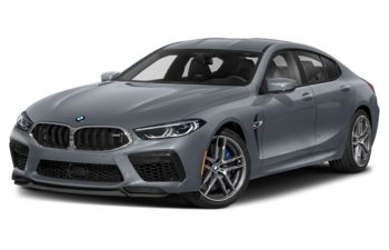 2020 BMW M8 Gran Coupe - Frozen Bluestone Metallic