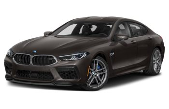 2021 BMW M8 Gran Coupe - Frozen Dark Brown