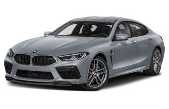 2021 BMW M8 Gran Coupe - Pure Metal Silver