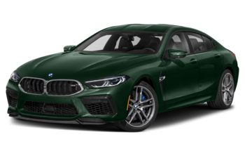 2021 BMW M8 Gran Coupe - British Racing Green