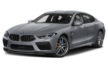 2021 BMW M8 Gran Coupe - Nardo Grey