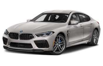 2021 BMW M8 Gran Coupe - Frozen Cashmere Silver