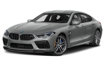 2021 BMW M8 Gran Coupe - Frozen Dark Silver