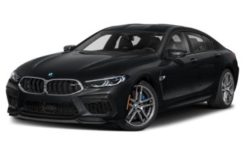 2021 BMW M8 Gran Coupe - Frozen Black