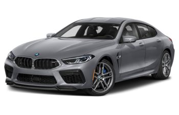 2021 BMW M8 Gran Coupe - Bluestone Metallic