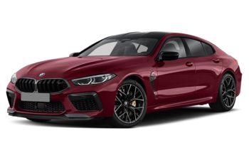 2020 BMW M8 Gran Coupe - Aventurine Red Metallic