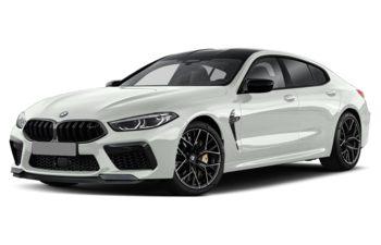 2020 BMW M8 Gran Coupe - Alpine White