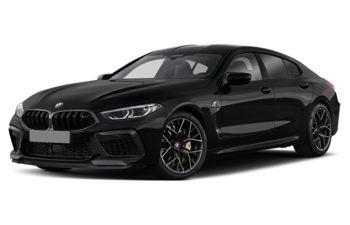 2020 BMW M8 Gran Coupe - Black Sapphire Metallic