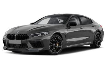 2020 BMW M8 Gran Coupe - Brands Hatch Grey