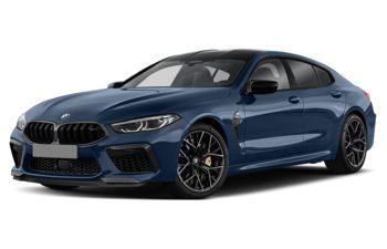 2020 BMW M8 Gran Coupe - Sonic Speed Blue Metallic
