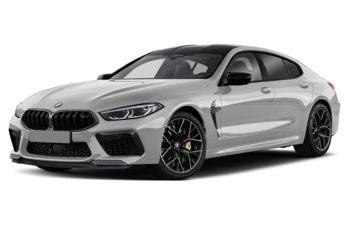 2020 BMW M8 Gran Coupe - Donington Grey Metallic