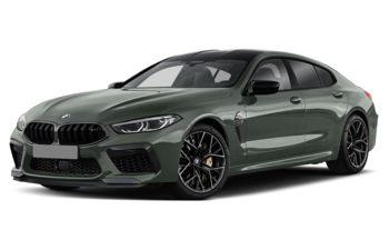 2020 BMW M8 Gran Coupe - Dravit Grey Metallic