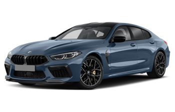 2020 BMW M8 Gran Coupe - Barcelona Blue Metallic